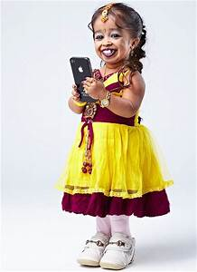 Jyoti Amge - the smallest living woman | Tallest, smallest ...