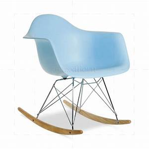 Eames Replica Deutschland : eames style dining rocking rar arm chair blue replica ~ Sanjose-hotels-ca.com Haus und Dekorationen