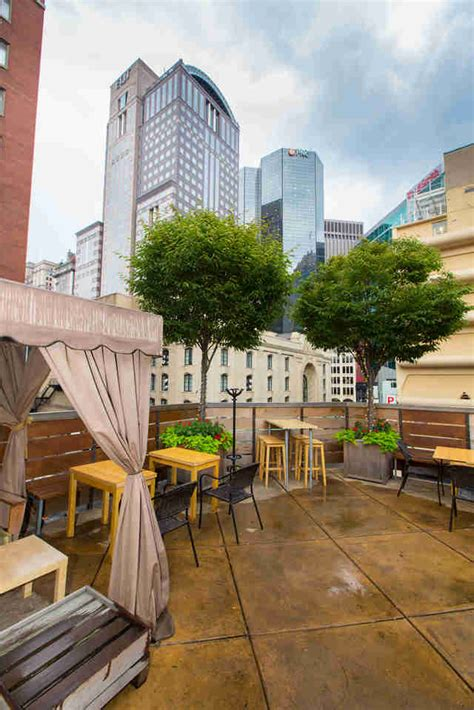 rooftop bars  pittsburgh pa  summer drinking