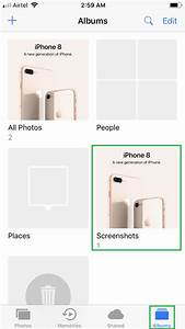 How to Capture a Screenshot in iOS 11