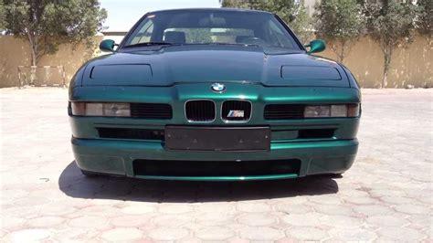 Alyehli's E31-1993 Bmw 850 Csi 68500km! Green Euro Version