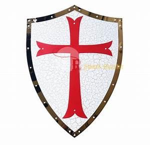 Medieval Knight Crusader Shield Armor Kingdom of Heaven ...