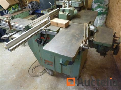 robland  wood combined machine
