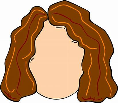 Hair Young Clip Highlights Clipart Clker