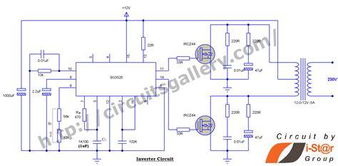 Yahica Inverter Circuit Diagram Using Mosfet