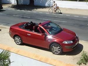 Troc Echange Renault Megane Cc Rouge Karmann Cuir Rouge Sur France