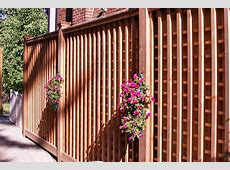 35 Wood Fence Designs and Fence Ideas Wood Fence Plans
