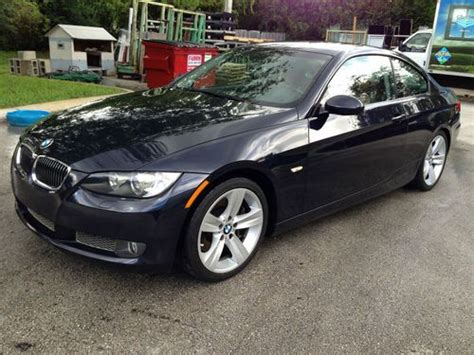 Find Used 2009 Bmw 335i Coupe With Factory Warranty & Cpo