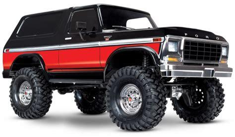 Traxxas Ford Bronco by Traxxas Trx 4 Ford Bronco Ranger Xlt Scale Trail Crawler Rtr