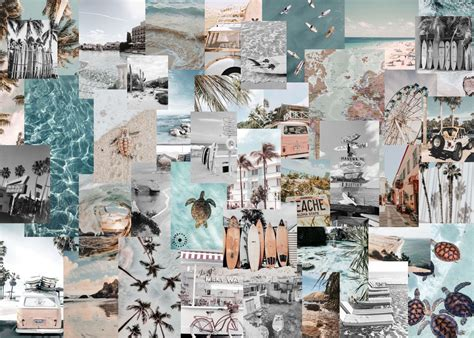 aesthetic laptop collage wallpapers