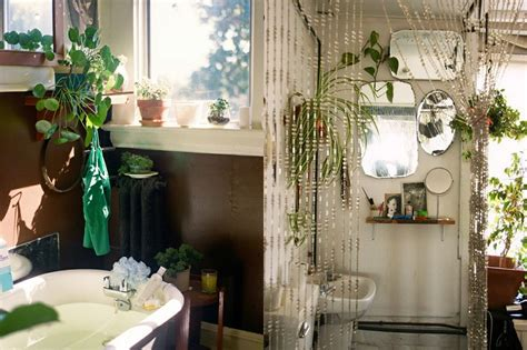 Safari Inspired Living Room Decorating Ideas by Gypsy Yaya Beautiful Bohemian Bathrooms