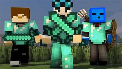 Minecraft Skins Wallpapers Put Awesome Resolution