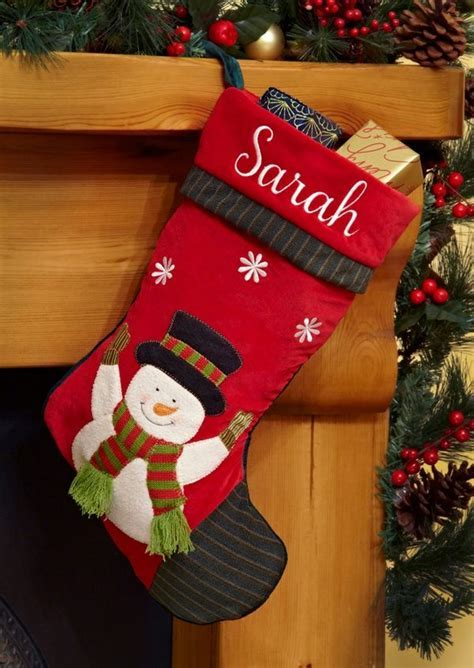 23 Christmas Stockings Decorating Ideas To Try This Season