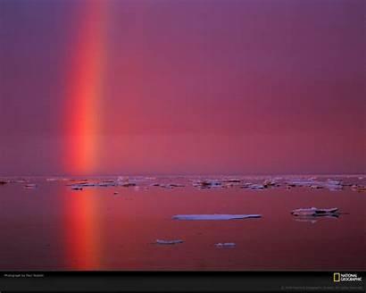 Geographic National Nicklen Rainbow Paul