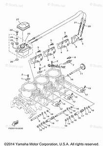 Yamaha Waverunner Parts 2004 Oem Parts Diagram For