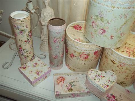 estilo shabby chic cajas victorianas un f 225 cil diy cajitas victorianas victorian boxes pinterest