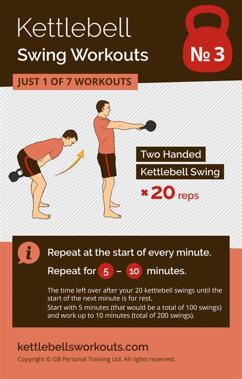 kettlebell swing workouts swings workout minutes kettlebellsworkouts minute under training entrenamiento casero exercises double fat challenge every exercise only rusas