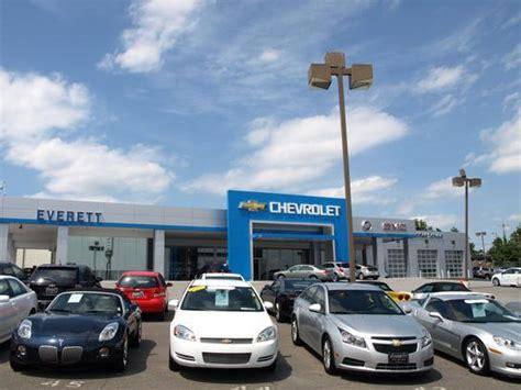 Everett Chevrolet Buick Gmc Cadillac Car Dealership In