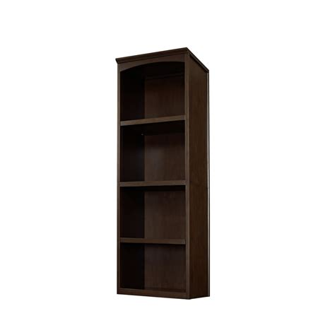 shop allen roth 76 in java wood closet tower at lowes