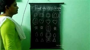 Find, The, Odd, Shape