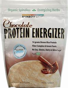 My Holy Grail   Delish  Rainbow Light Protein Energizer Powder