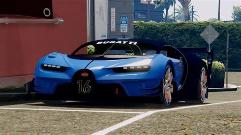 Gta 5 cheats to spawn a bugatti. Bugatti Vision GT - GTA5-Mods.com