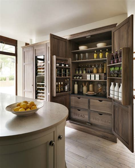 modern kitchen pantry cabinet modern pantry ideas that are stylish and practical 7729