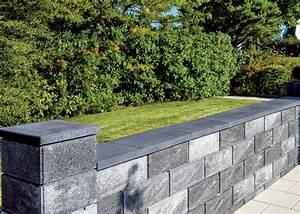 Couvre Mur Pas Cher : mauerabdeckung aus beton mit vorsatz heinrich bock ~ Teatrodelosmanantiales.com Idées de Décoration