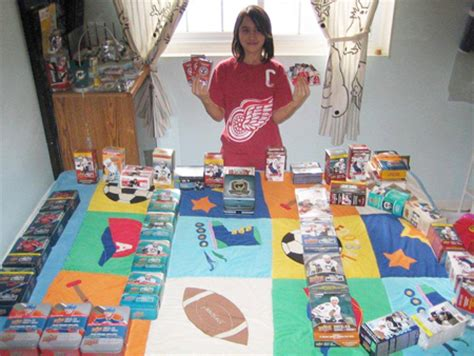 National Hockey Card Day In Canada Inspires Kids To