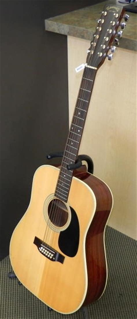 Takamine Guitar Lawsuit Acoustic 12 String 1979