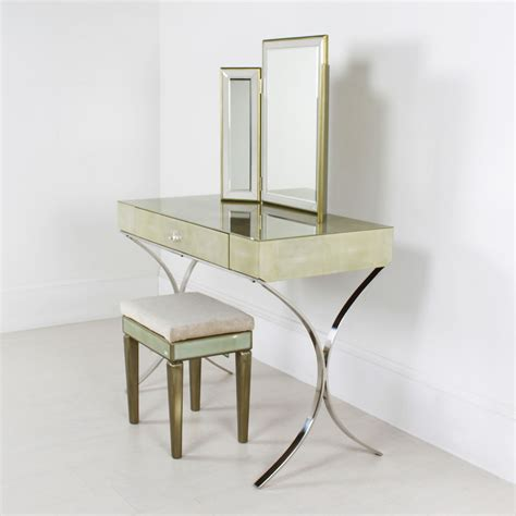 glass vanity table stylish vanity table with glass top and curved legs also