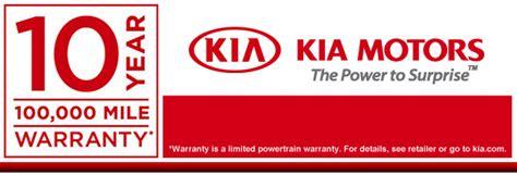 10 Year 100000 Mile Warranty by Kia 10 Year 100 000 Mile Warranty Program In Lynchburg Va