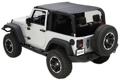 jeep wrangler 2 door soft top jeep wrangler jk 2 door soft top island topper 2007