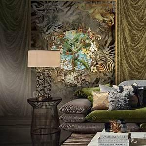 Roberto Cavalli Wallpaper Collections Select Wallpaper