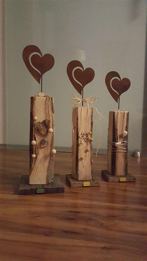 Holz äste Deko by Holzdeko Herz Kreatives Aus Holz Holz Deko Holz Und