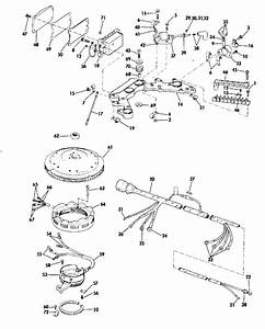 Johnson Ignition System Parts For 1977 85hp 85el77s