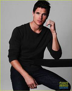 Robbie Amell News Photos And Videos Just Jared | New Style ...