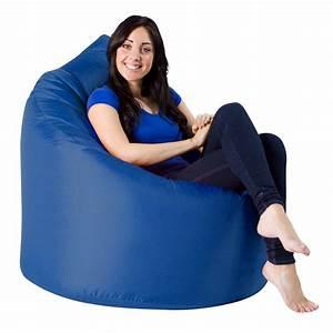 Adult, Xxl, Giant, Bean, Bag, Chair, Indoor, Outdoor, Large, Teardrop, Beanbag, Seat