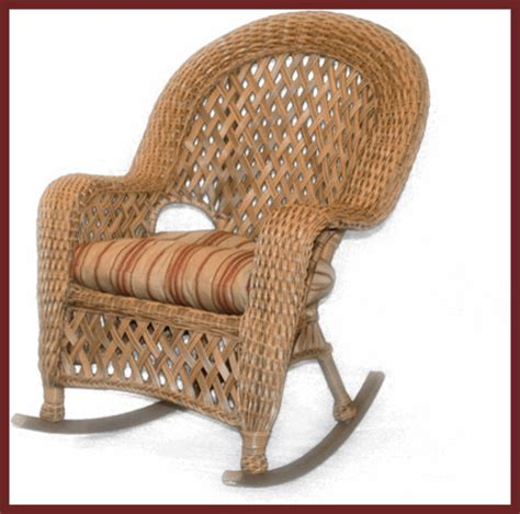 montauk outdoor wicker rocker traditional outdoor