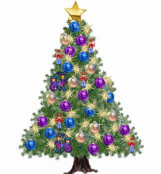 aquitodo de navidad gifs animado arboles