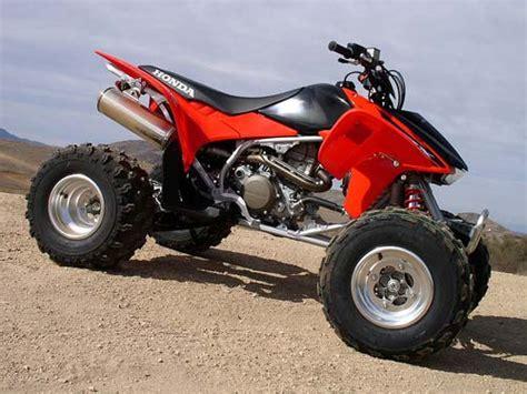 Review Gazgas Raptor 100 by Honda Trx 450 R 4771710