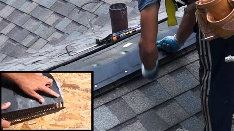 certainteed ridge vent installation instructions youtube