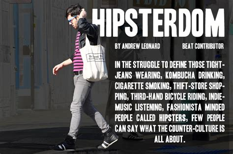 Hipsters Of Today And Tomorrow  Popular Culture