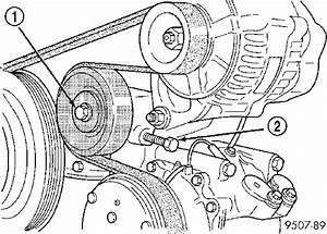 2000 Sebring  Serpentine And Power Steering Belts  Tensioner  Bolt