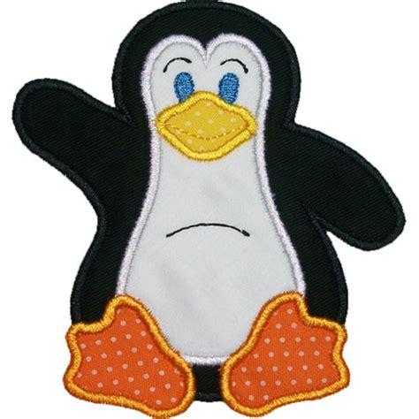 Penguin Applique by Penguin Applique Design