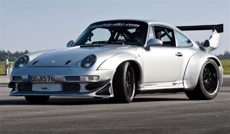 official hp porsche  gt turbo  widebody mc
