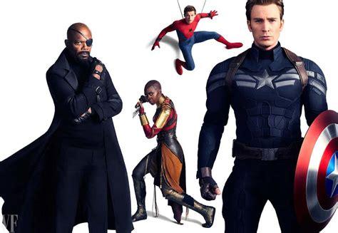 marvel characters assemble  avengers infinity war