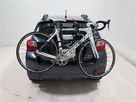 bike trunk rack honda civic saris superbones 3 bike rack trunk mount