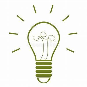 Glühlampe Als Lampe : gr ne gl hlampe als clipart stockfoto bild von besser lampe 60749302 ~ Markanthonyermac.com Haus und Dekorationen