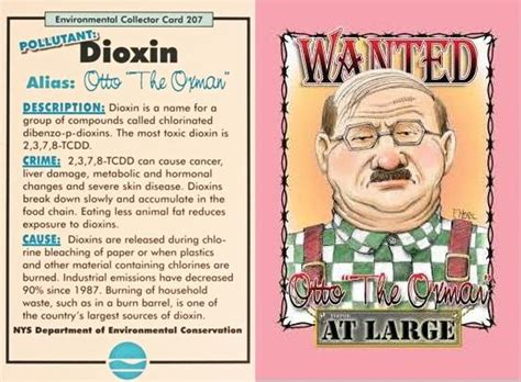 Tcdd has been linked to the herbicide agent orange, which was used. Dioxin - NYS Dept. of Environmental Conservation